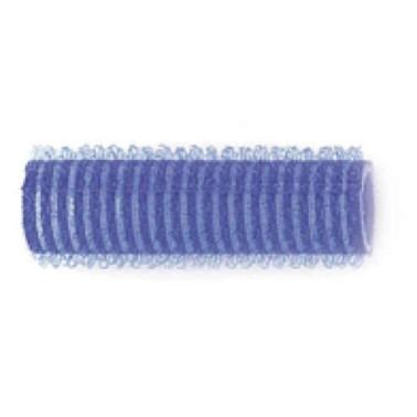 Rouleaux Velcro sachet de 12 Bleu 15mm