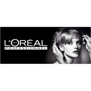 Gel de coiffage pour cheveux fixation forte 200 ml Fix Max L'oréal. Look destructuré