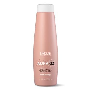 lissage cheveux vegan Traitement actif phase 2 Aura de chez lakmé