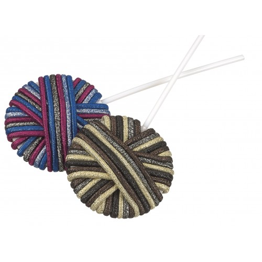 Élastiques cheveux forme sucettes Lollipop marque sibel