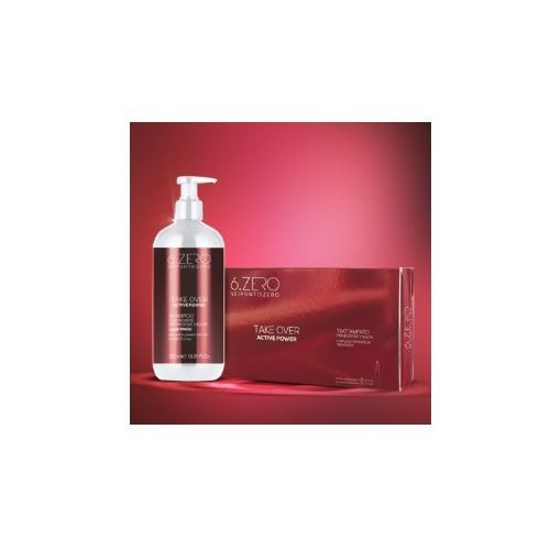 Gamme shampoing Anti chute cheveux pas cher Active Sheer