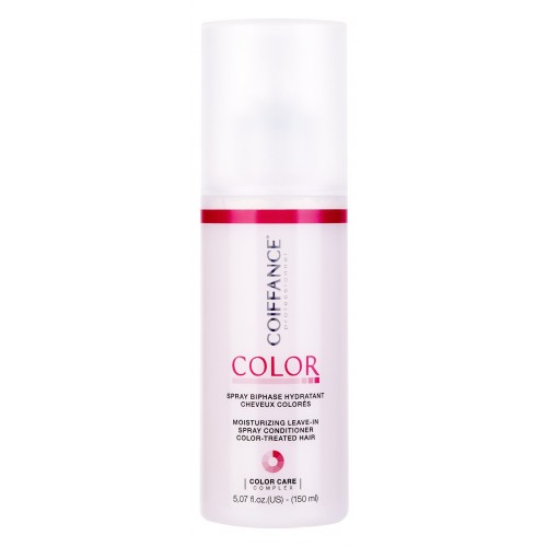 Fiche spray professionnel Cheveux colorés 150 ml h care coiffance