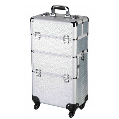 Valise 3 compartiments Two In One
