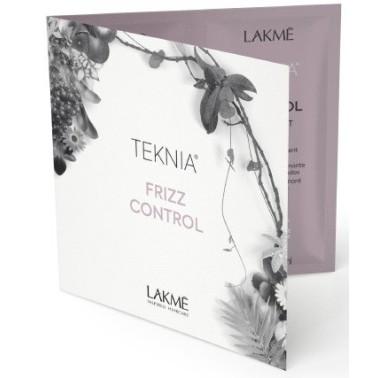 ecxhantillon gamme cheveux bouclés/lisses Frizz Control Teknia de Lakmé