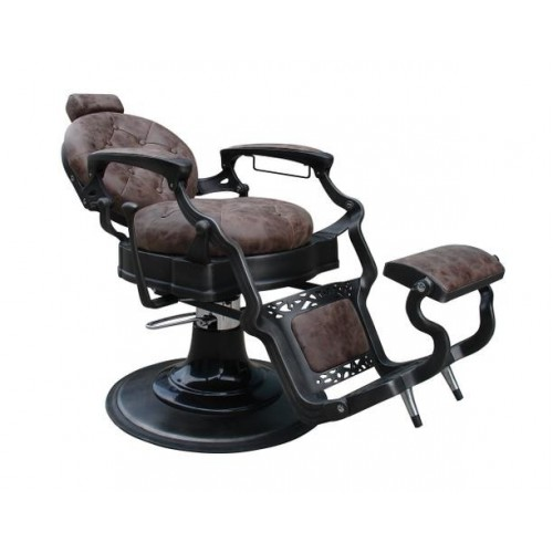 barber chaire vintage inclinable Malone