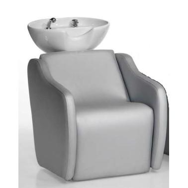 Bac coiffure pour cheveux professionnel. Mobilier pour coiffeur. Formula 1 place marque Seap Proyectos