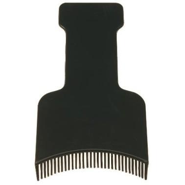 palette mèche avec dents