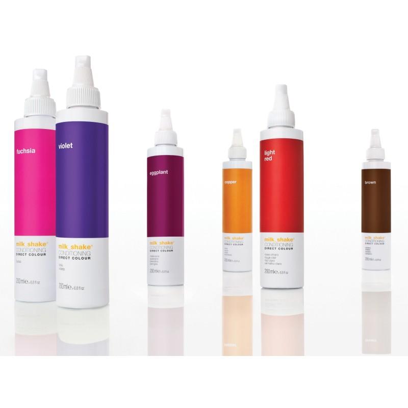 Coloration milk shake 200 ml milkshake hair colour for Mounir salon prix
