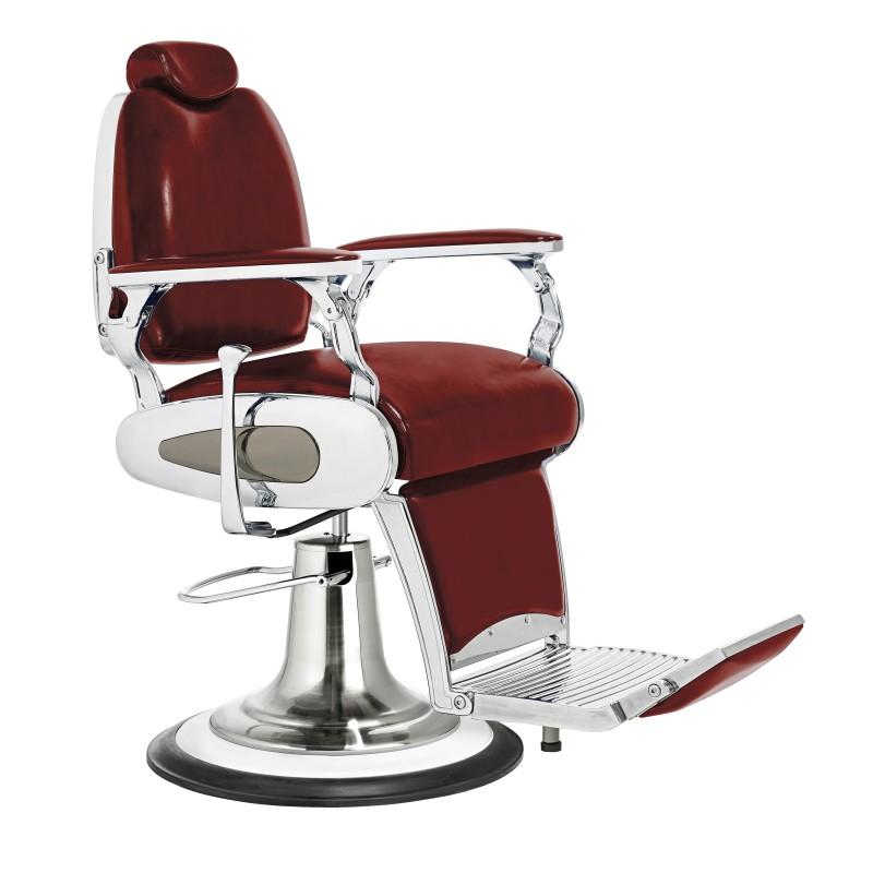 Fauteuil barbier pour équiper pour salon de coiffure Jacque Seban
