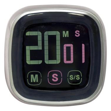 Minuteur de coiffure modèle Mita, écran tactile