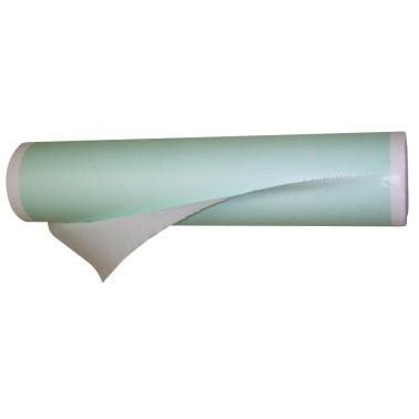 Serviettes jetables plastifiées et prédécoupées