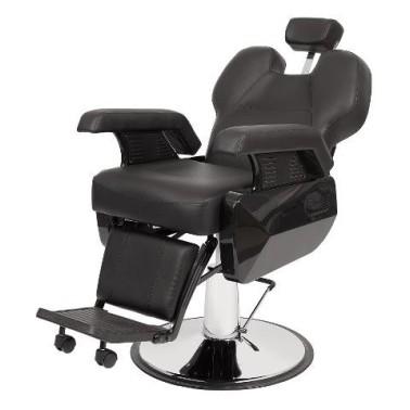 Photo fauteuil homme de barbier Limousine marque original barber shop