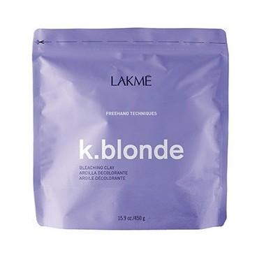 argile décolorante professionnelle pour cheveux K Blonde Marque Lakmé