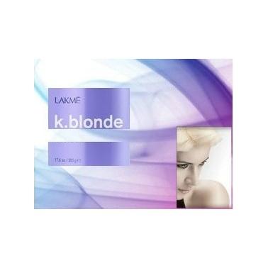 Poudre  cheveux K Blonde Marque Lakmé