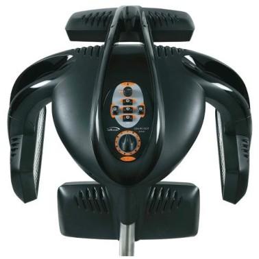 Casque infraquartz Quickcolo professionnel pour cheveux spécial salon de coiffure